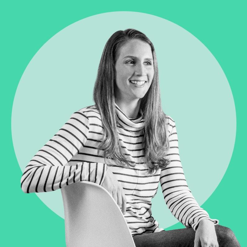 Michelle Padron - Senior Graphic Designer