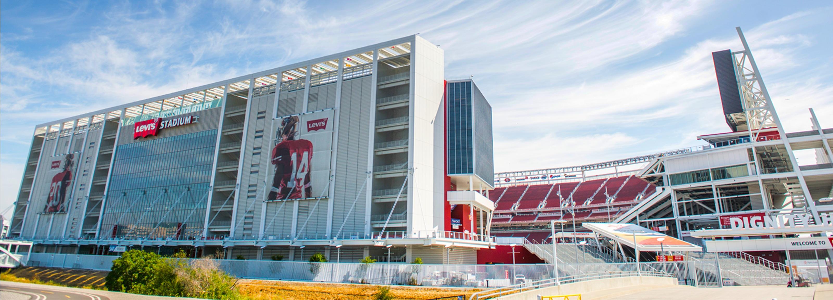 49ers Football Stadium - Levi's