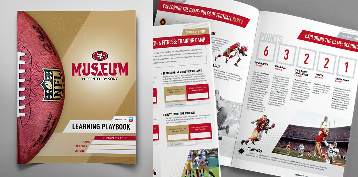 49ers Museum Learning Playbook
