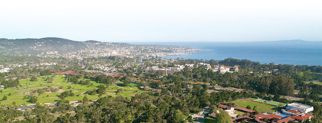 Monterey Bay Aerial