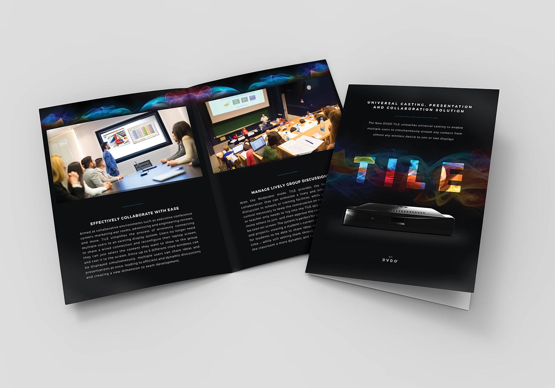 DVDO Tile Brochure