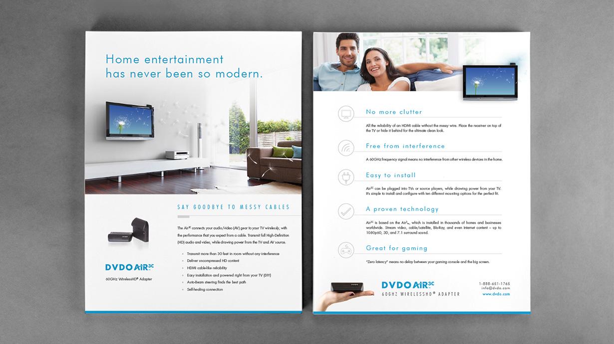 DVDO-Flyer