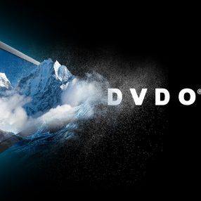 DVDO Website Header