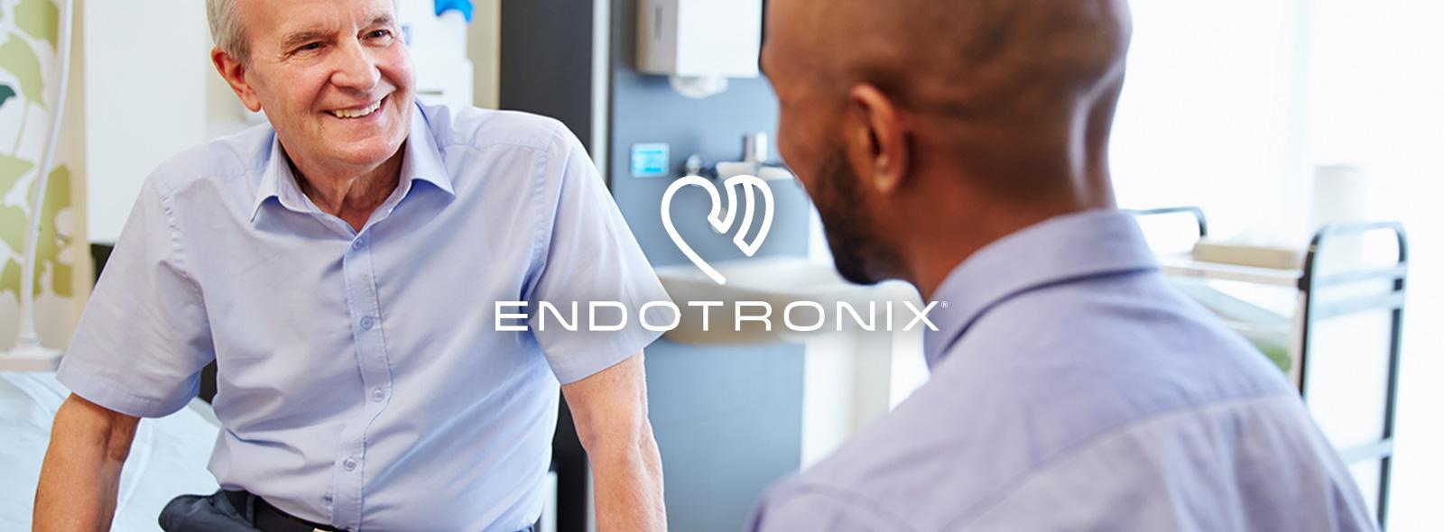 Endotronix Website Header