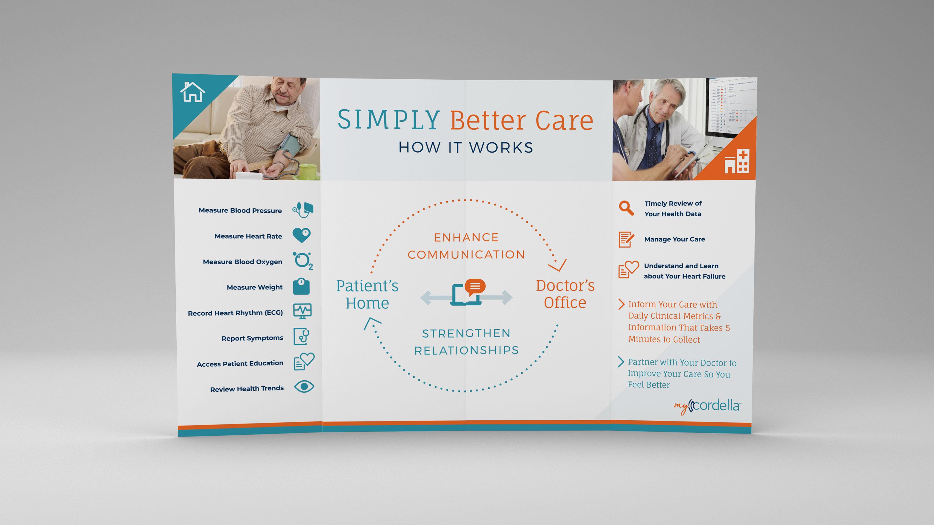 Endotronix MyCordella Patient Brochure Inside