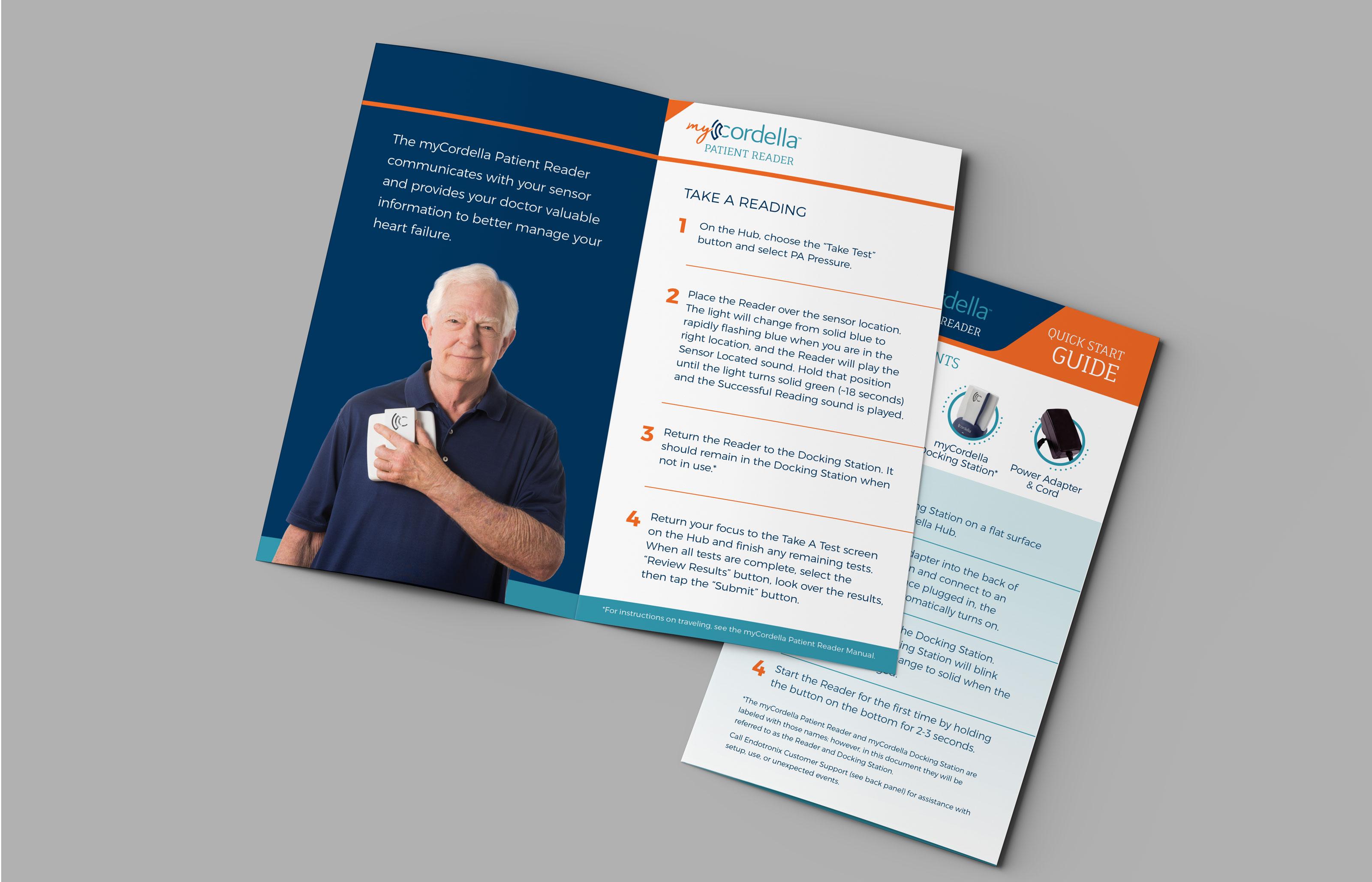 Endtronix MyCordella Patient Brochure Inside