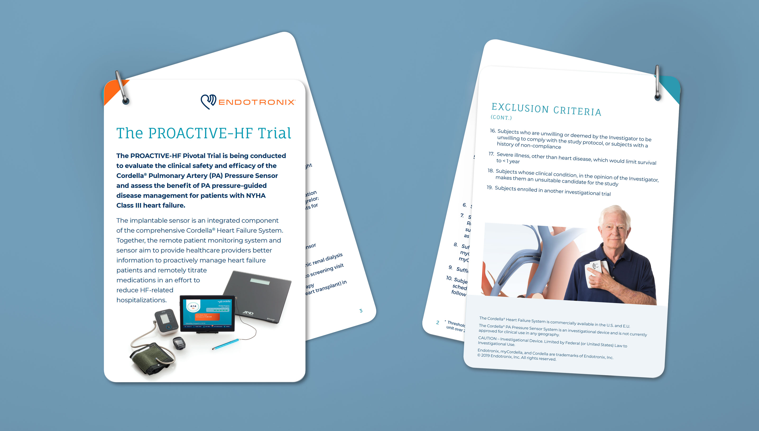 Endotronix Proactive HF Ring- Card Mockup