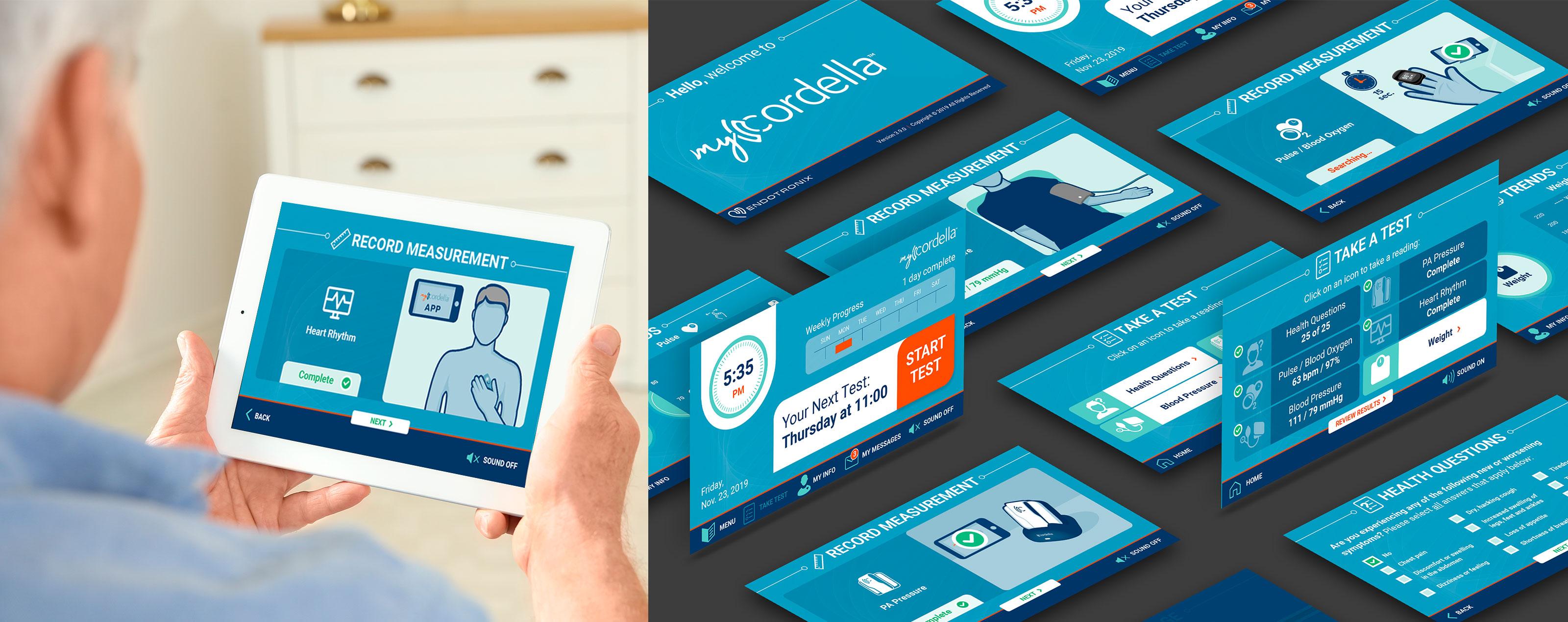 Endotronix Web App