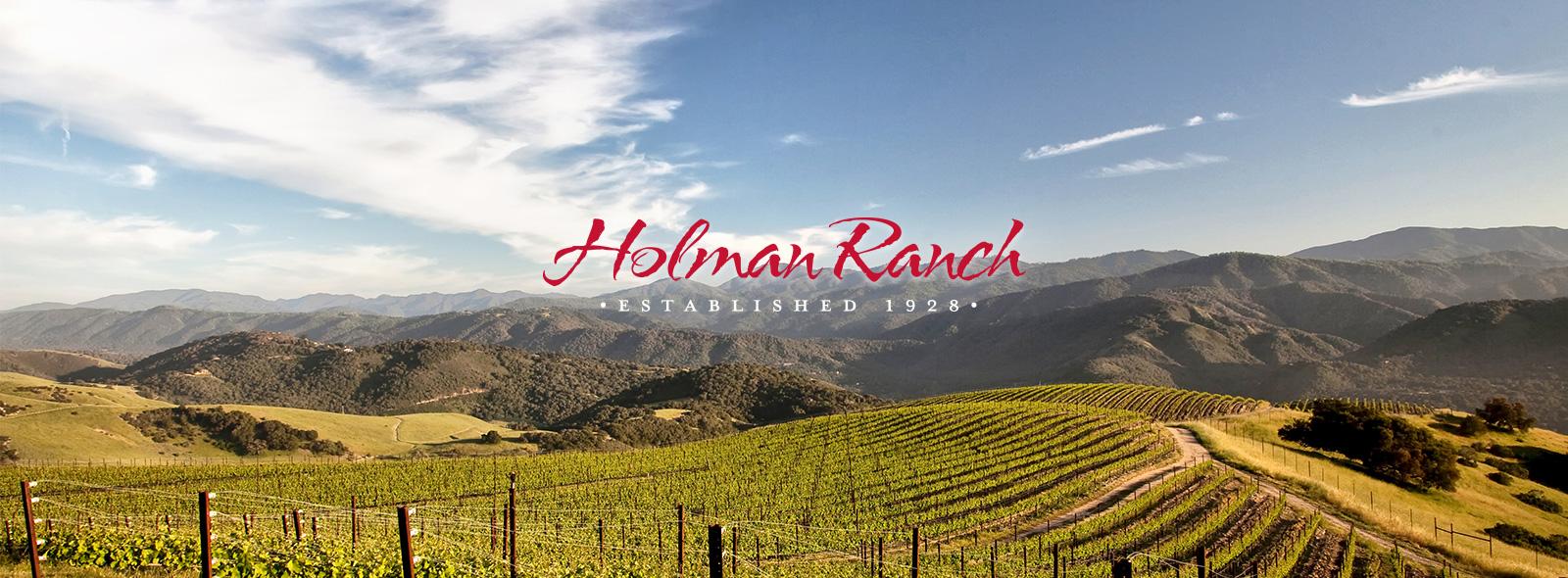 Holman Ranch Logo Website Header