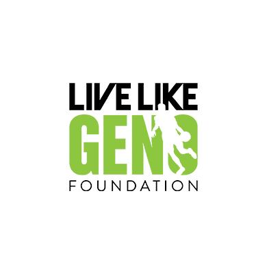 Live Like Geno Foundation Logo