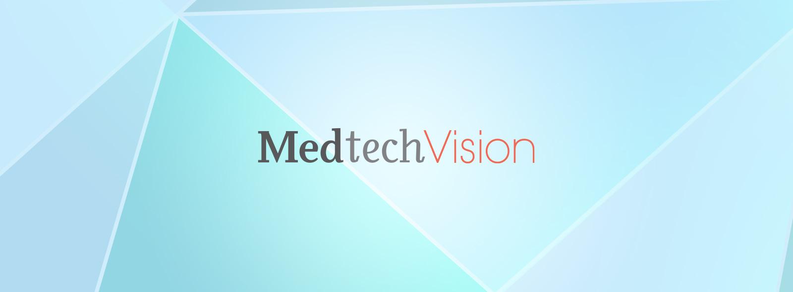 Medtech Vision Website Header