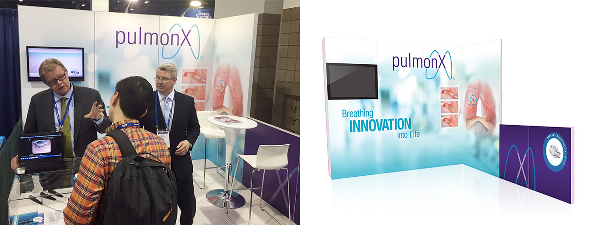 Pulmonx Booth