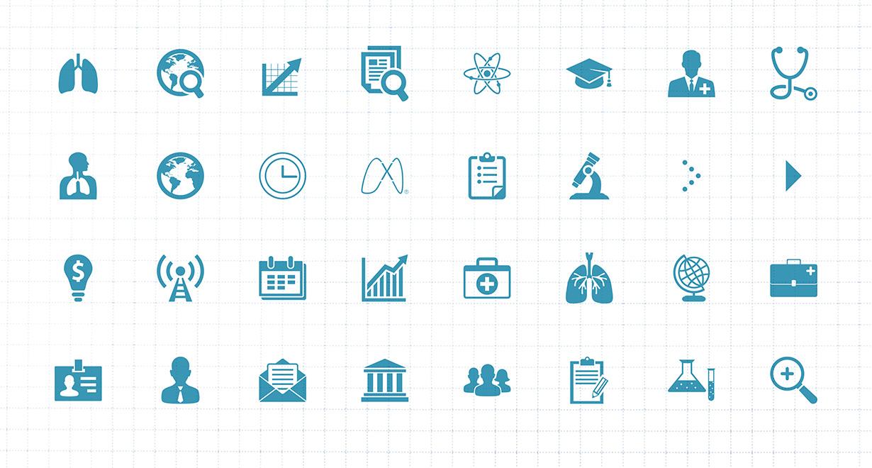 Pulmonx Icons