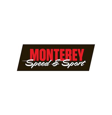 Monterey Speed and Sport Logo