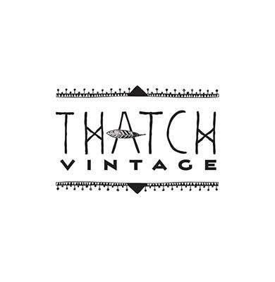 Thatch Vintage Logo