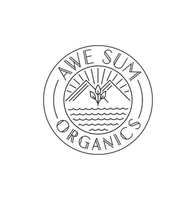 Awe Sum Organics Logo