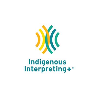 Indigenous Interpreting + Logo