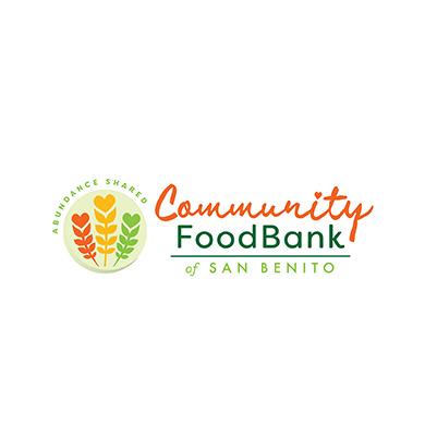 Community Food Bank of San Benito Logo