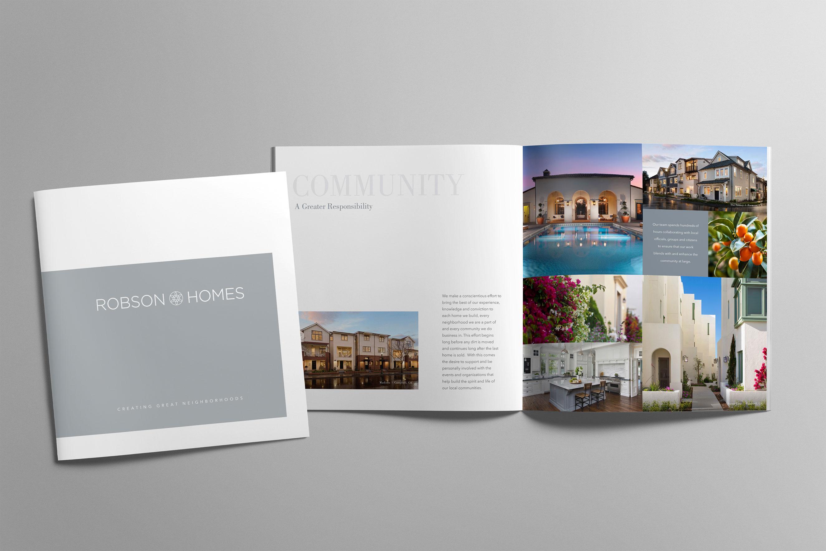 Robson Homes Brochure