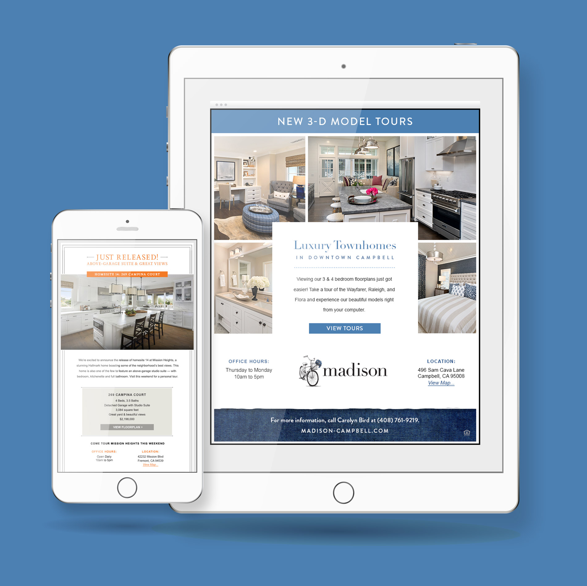 Robson Homes Digital Marketing
