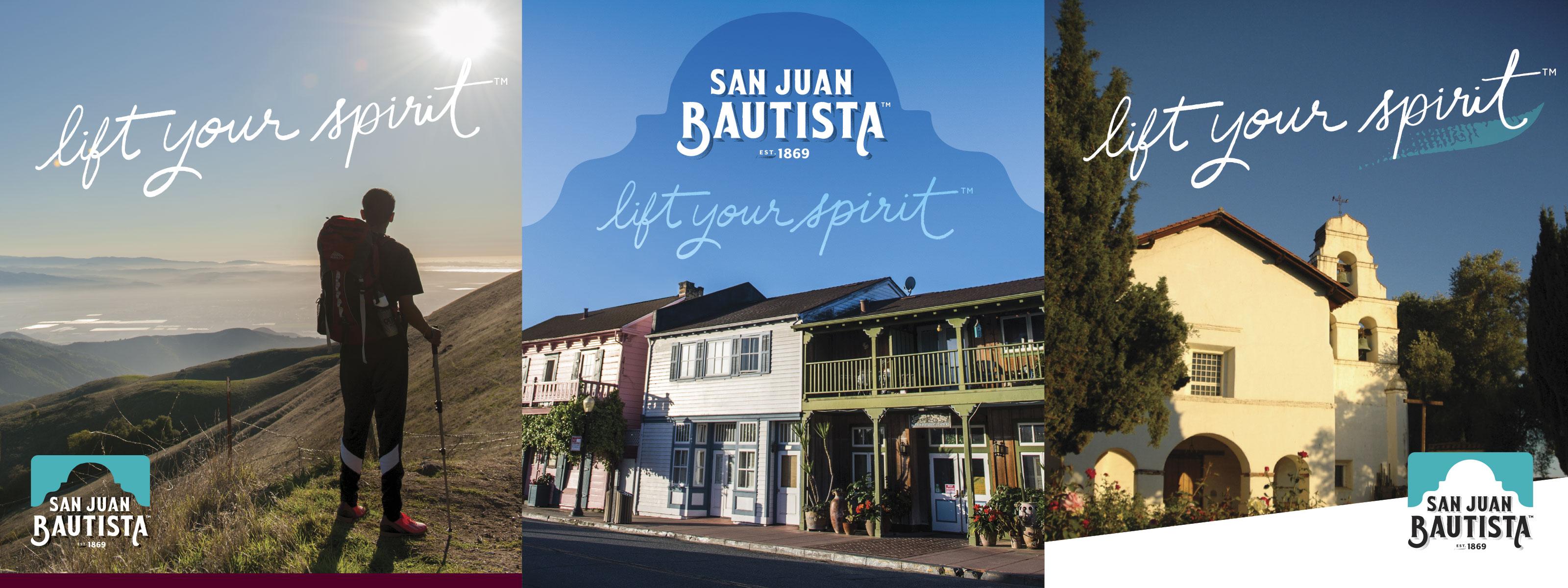 San Juan Bautista, City Tourism Ads