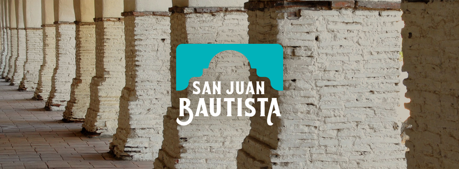 San Juan Bautista Logo Website Header