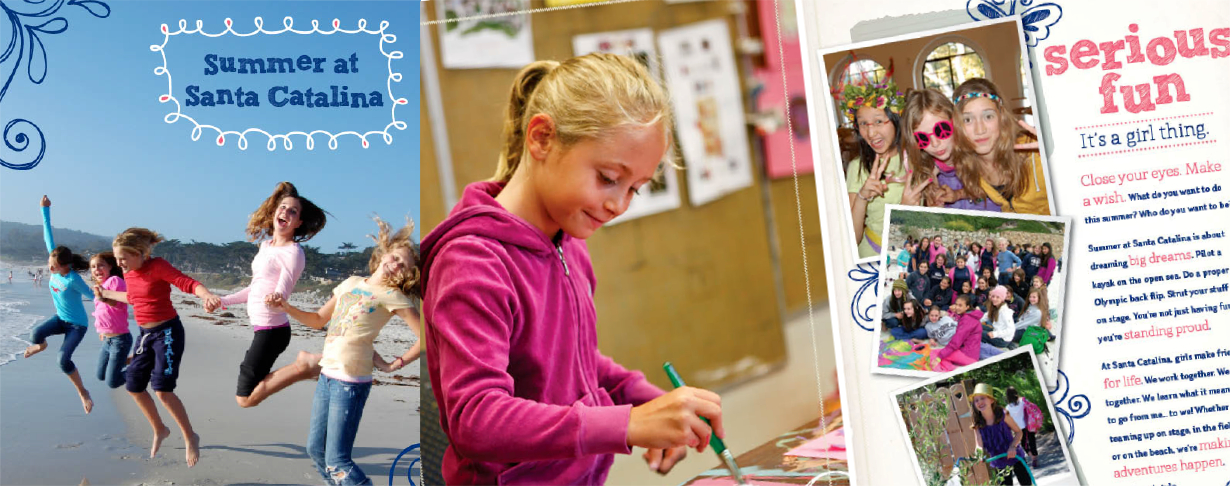 Santa Catalina School Summer Camp Brochure