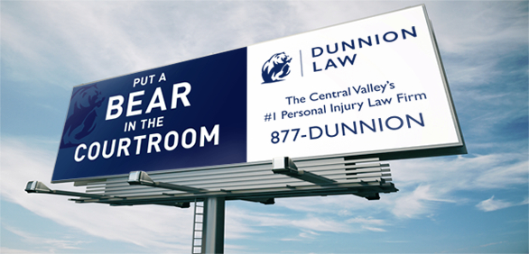 Dunnion Law Billboard