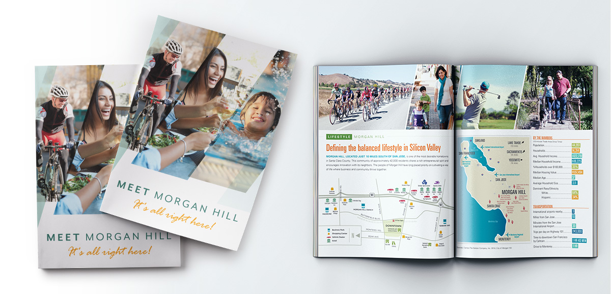 City of Morgan Hill Brochure