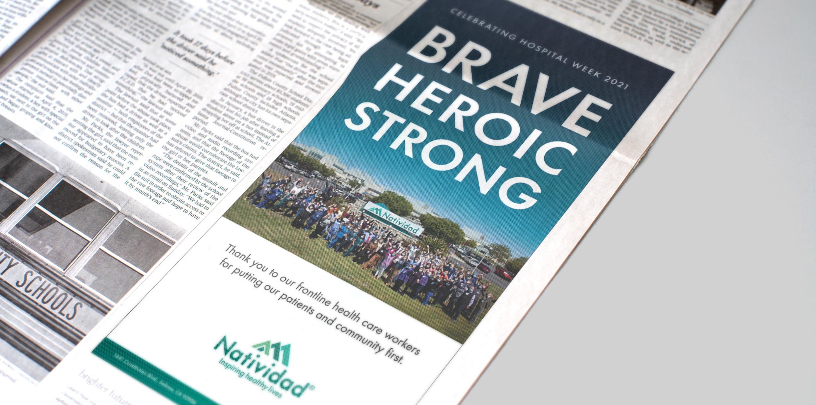 Natividad Hospital Week Ad