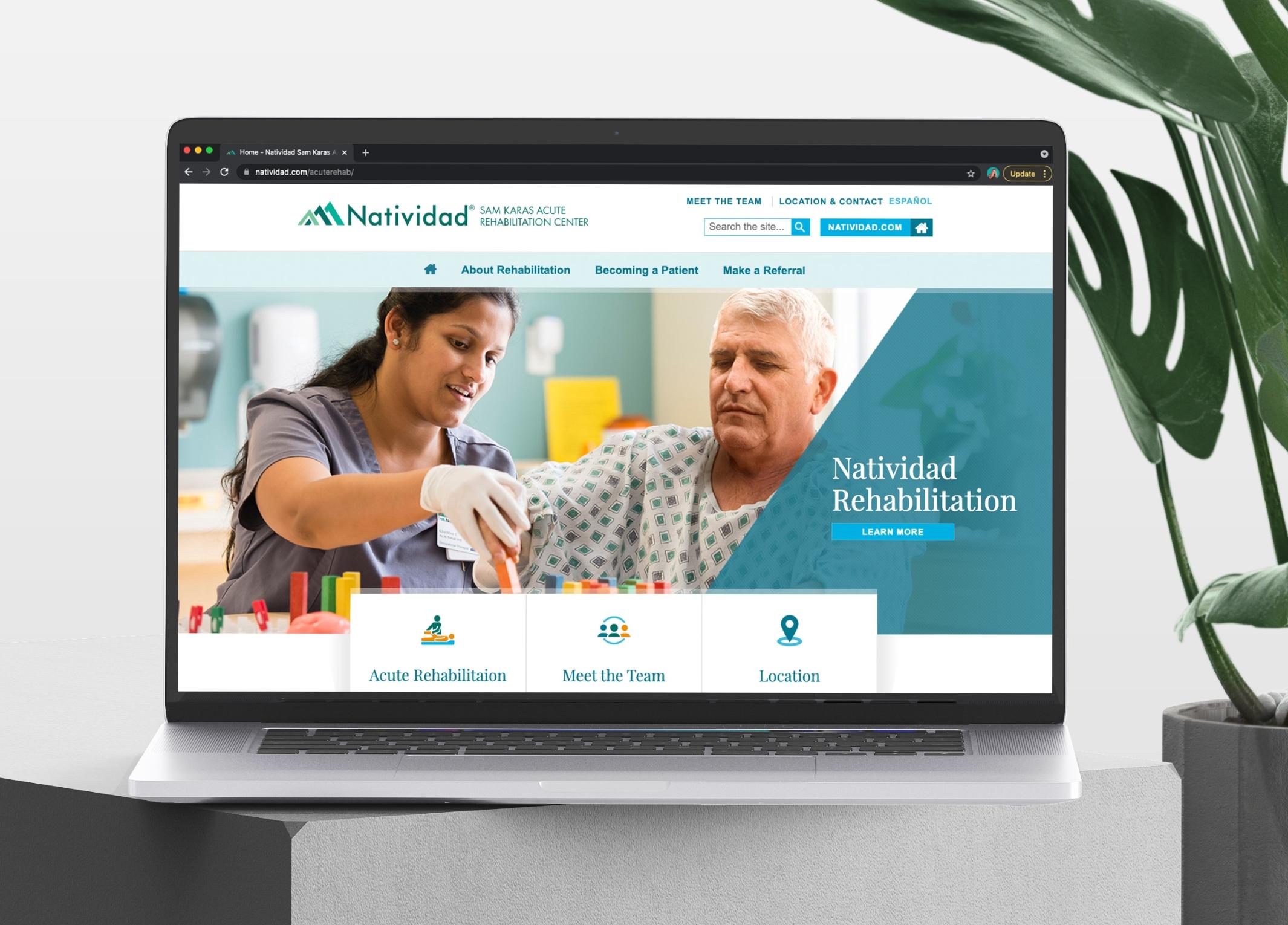 Natividad Website