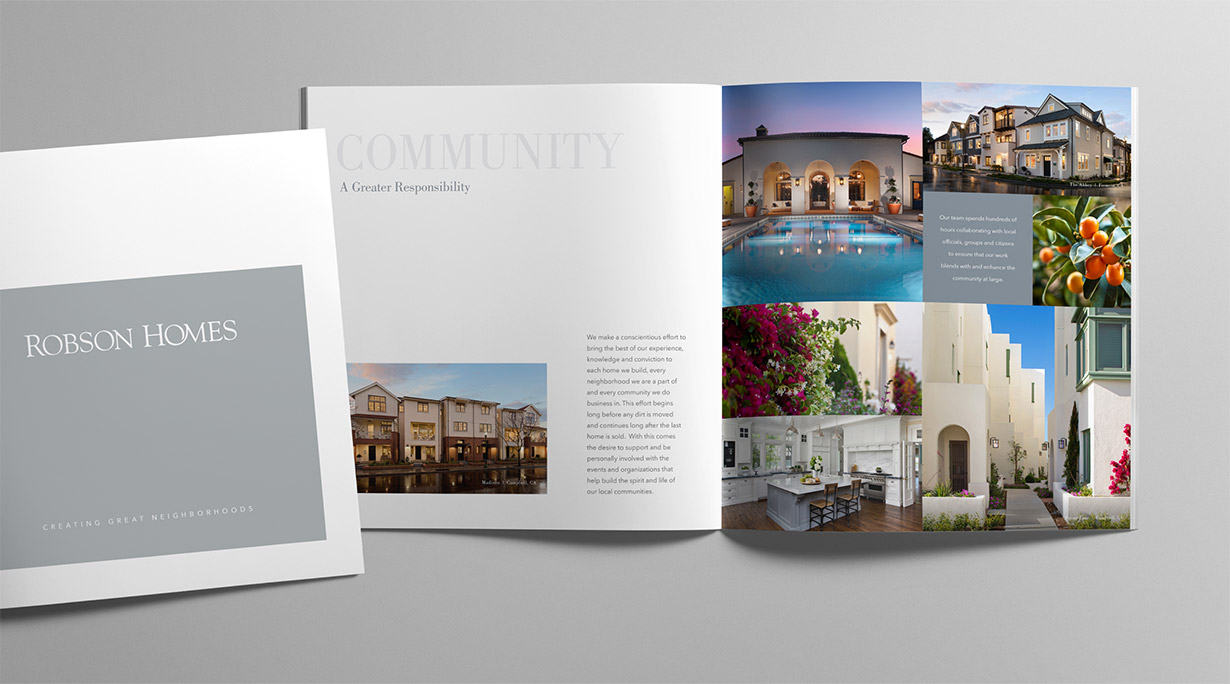 robson-homes-brochure-design