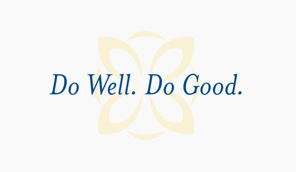 "Santa Catalina School ""Do Well. Do Good."" Tagline"