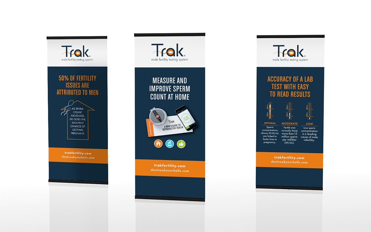 Trak Pull-up Banners