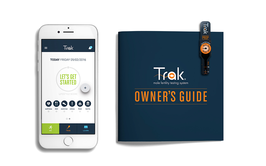Trak Mobile app and Owner's Guide