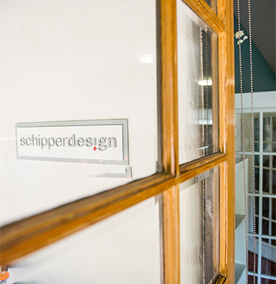 Schipper Design Office Sign