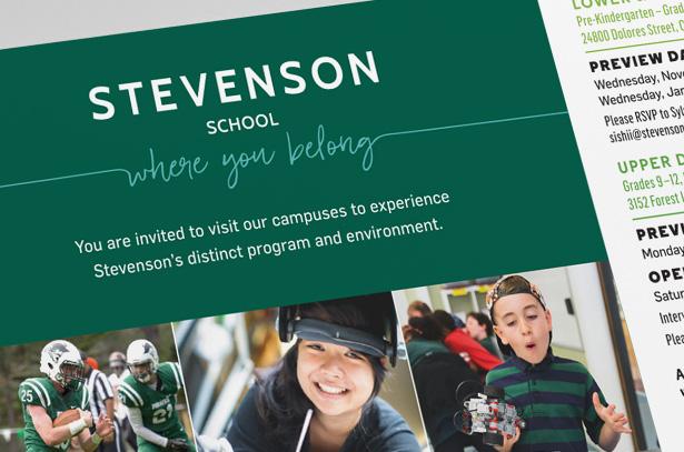 stevenson-school-trade-ad-design