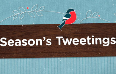Season's Tweetings Header