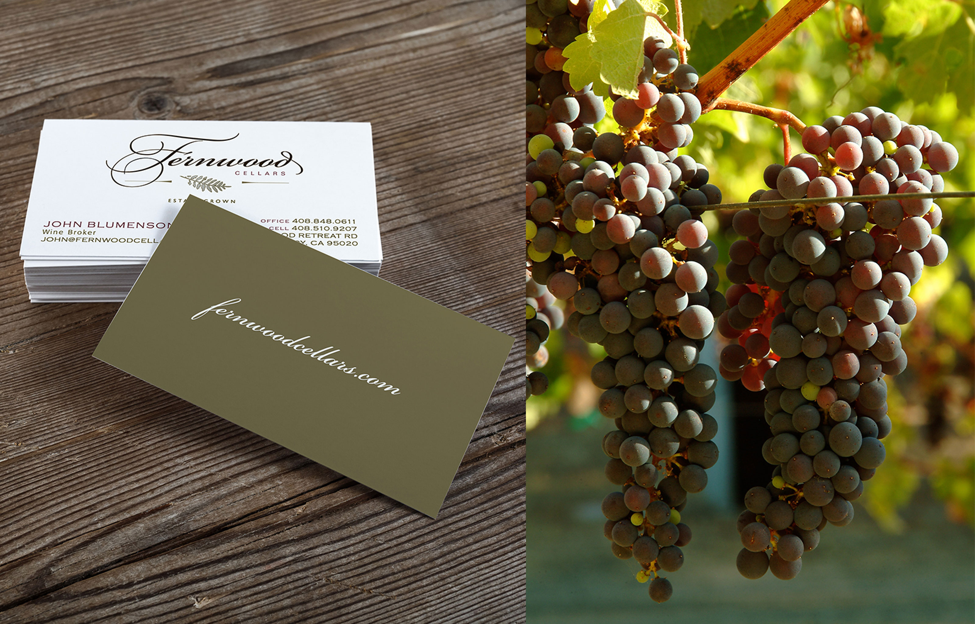Fernwood Business Card