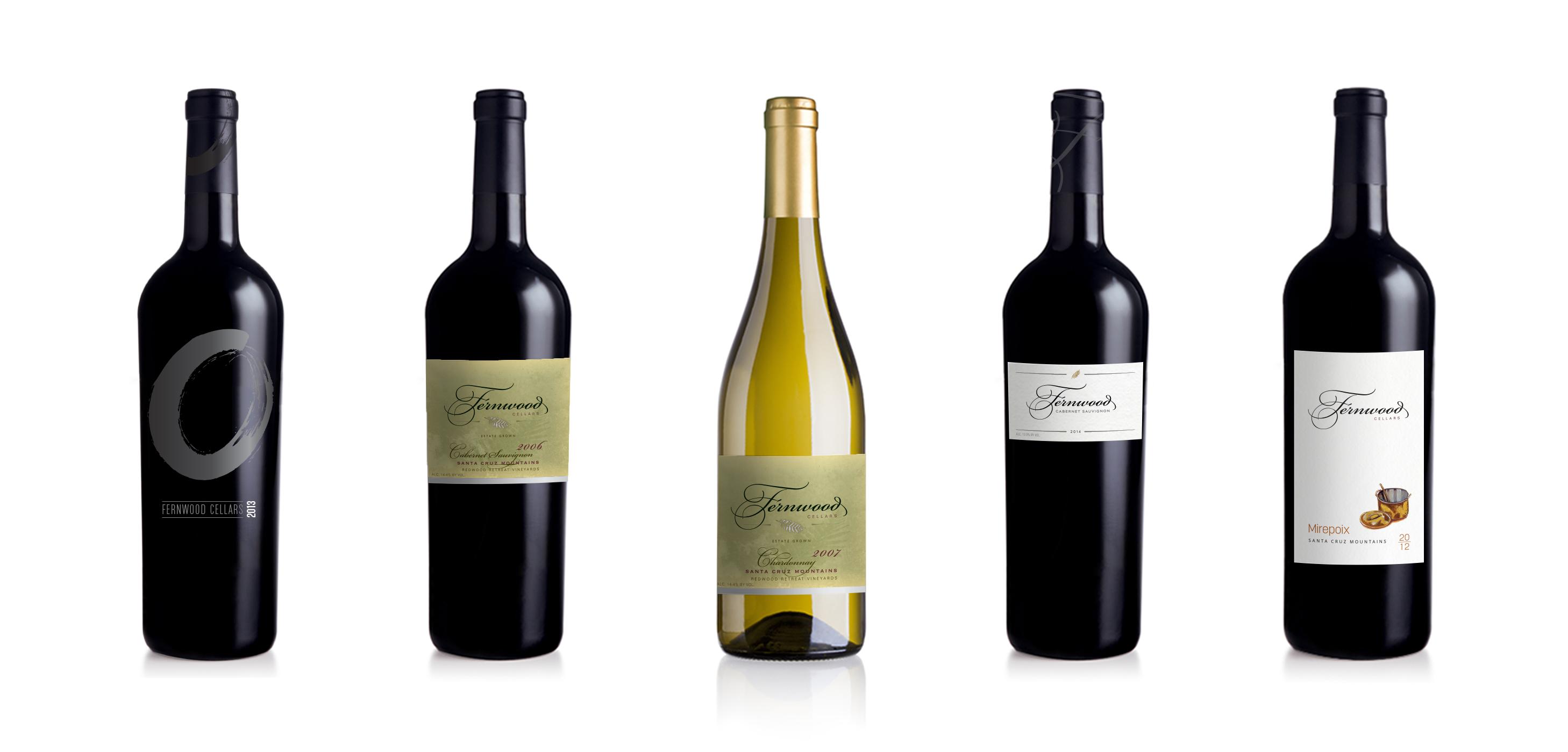 Fernwood Wine Bottles