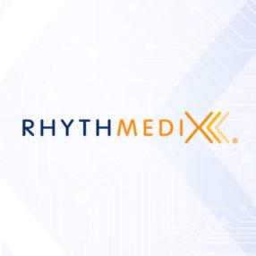 Rhythmedix logo header