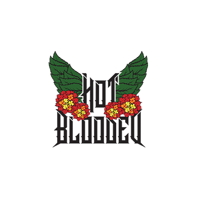 Hot Blooded Logo