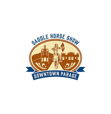 Saddle Horse Show Logo