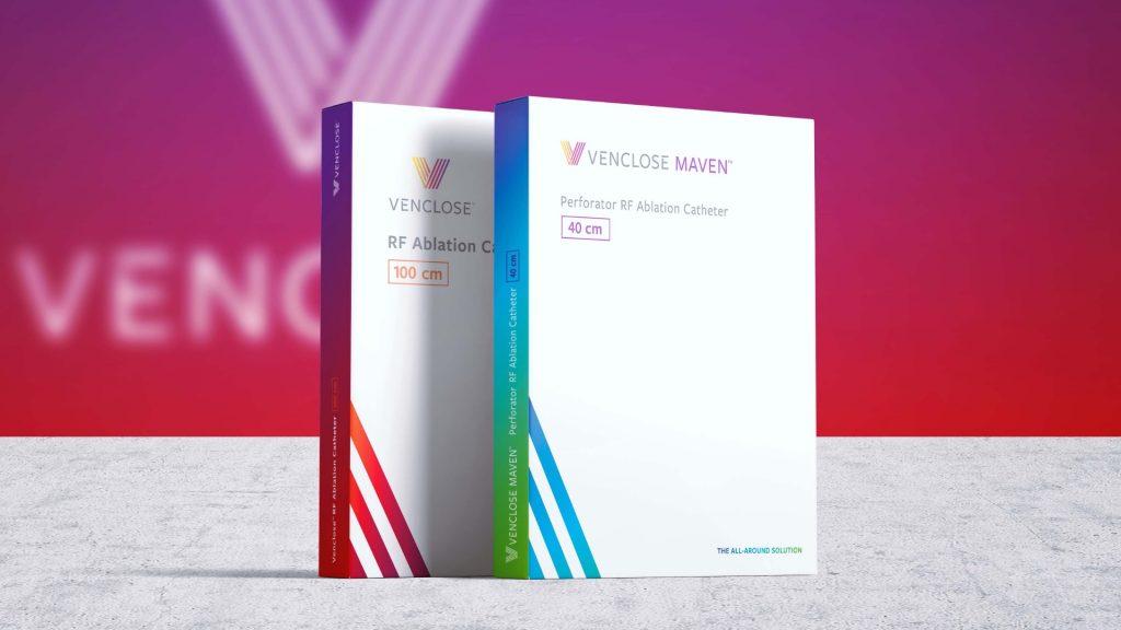 Venclose Medical Box Designs