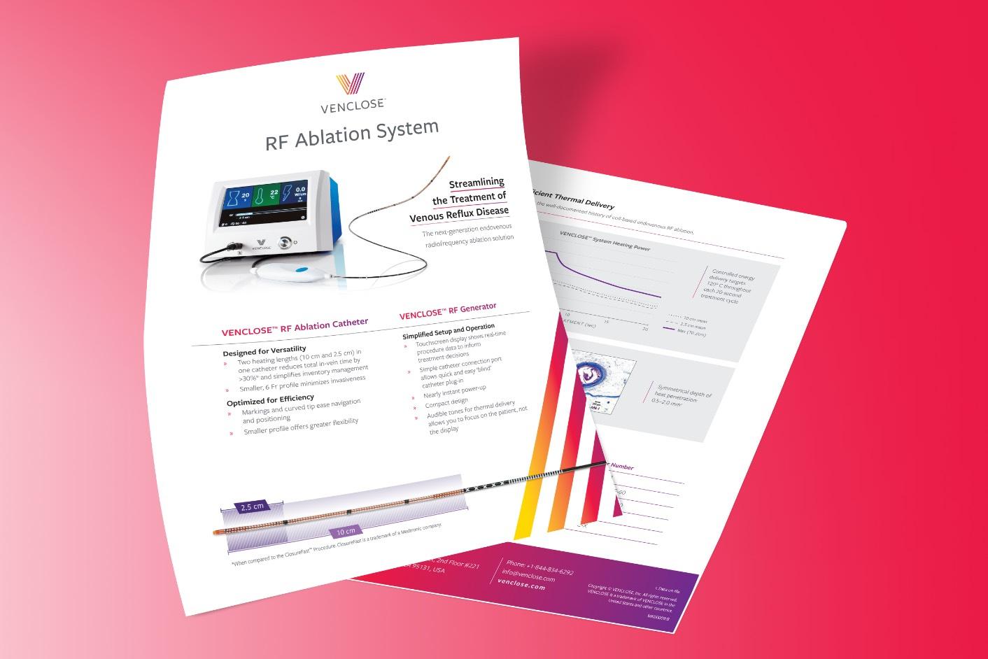 Venclose Product Brochure