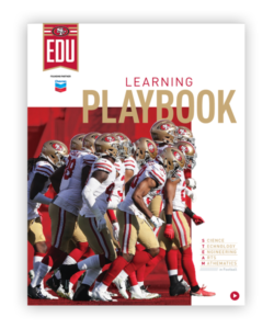 49ers Educational STEAM playbook