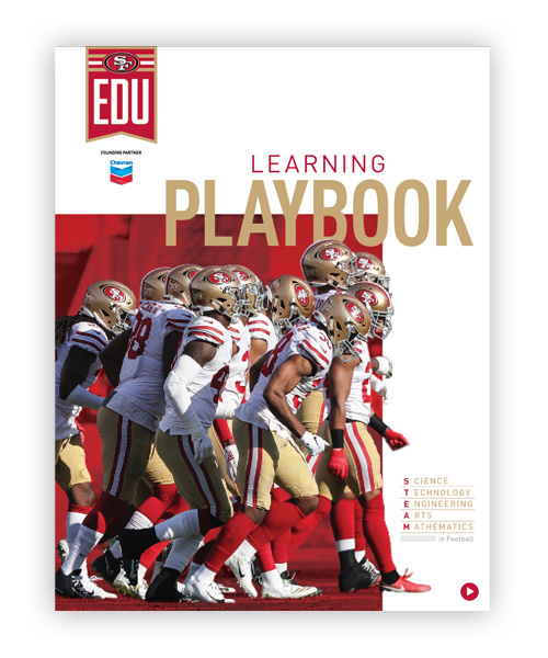 49ers Educational STEAM playbook