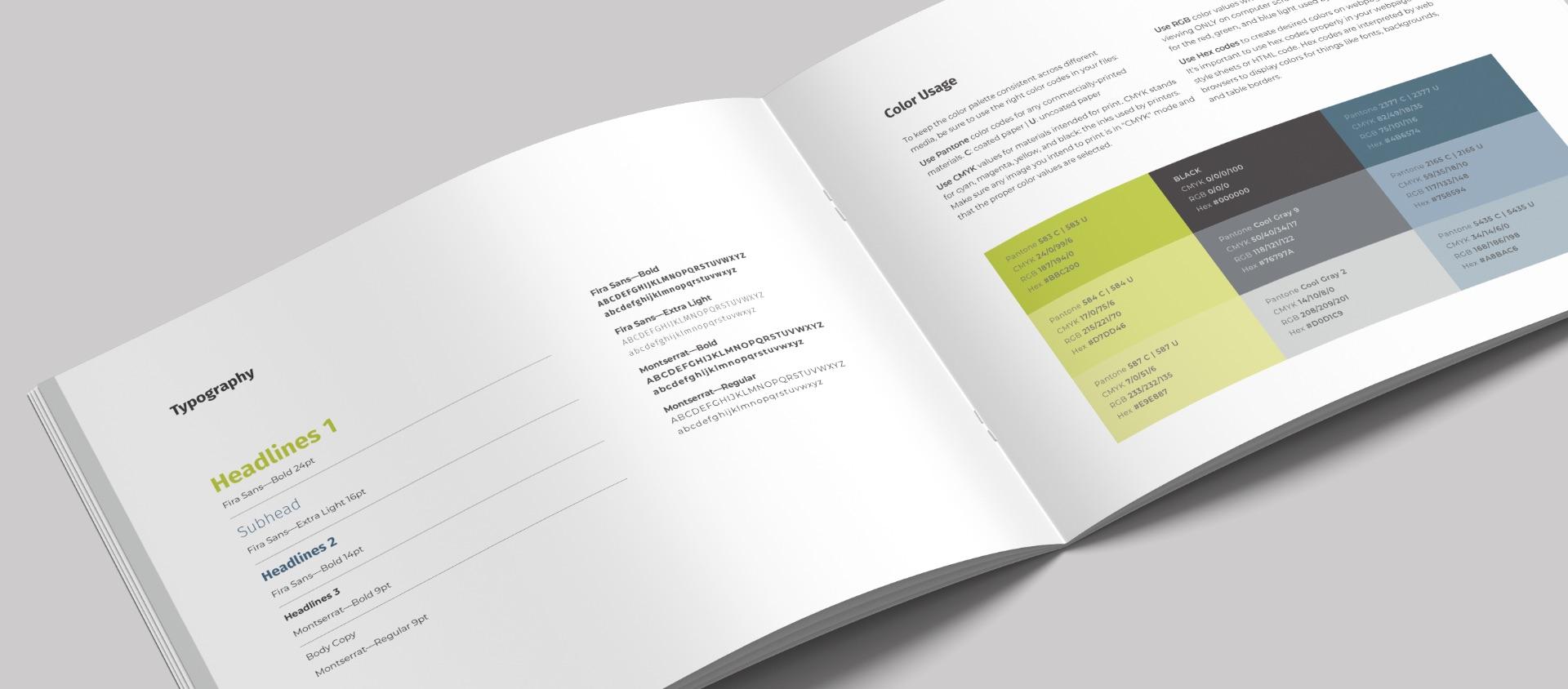 Brand Guide Book