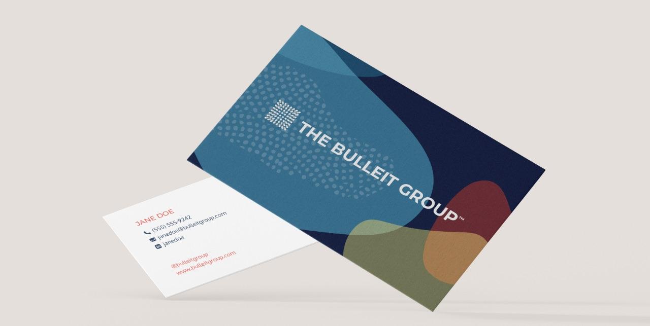Bulleit Group Business Card