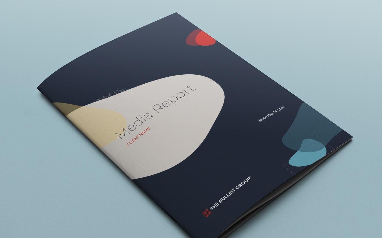 Bulleit Group Document Cover Design